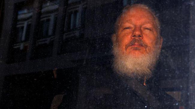 Julian Assange Menolak Diekstradisi ke AS