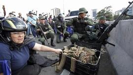 Jenderal Angkatan Udara Venezuela Serukan Lawan Maduro