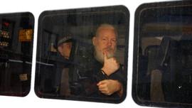 AS Dakwa Pendiri WikiLeaks dengan 17 Tuntutan Spionase