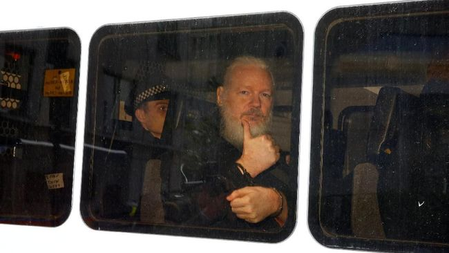 Swedia Kembali Buka Kasus Pemerkosaan yang Jerat Assange