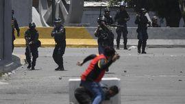 Venezuela Sebut Lima Warga Tewas Saat Demo Besar 1 Mei