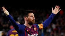 Messi Bisa Patahkan 3 Rekor La Liga di Musim Ini