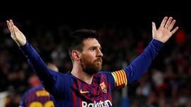 LionelMessi Minta Barcelona Rekrut Kylian Mbappe