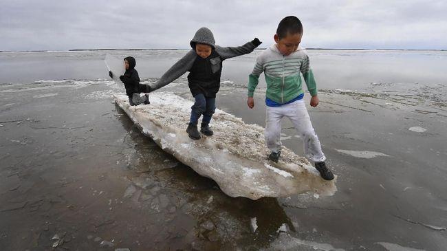 11 Ribu Ilmuwan Deklarasikan Dunia Darurat Iklim