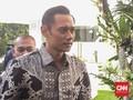 Usai Bertemu Jokowi, AHY Harap Semua Sabar Tunggu Hasil KPU