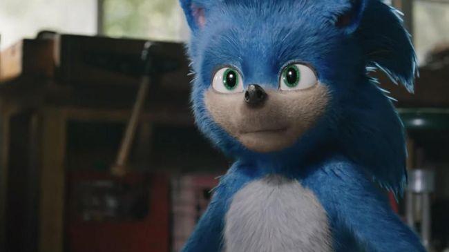 Banyak Dikritik, Desain 'Sonic' Bakal Diubah
