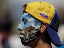 Venezuela Karantina Tujuh Bagian Negara karena Pandemi Corona