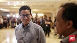 Sandiaga dan Erick Thohir Duduk Bareng Usai Pilpres 2019