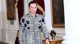 AHY dan 8 Kepala Daerah Gelar Pertemuan Tertutup di Bogor