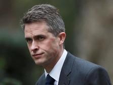 Gara-gara Huawei, Menteri Pertahanan Inggris Dipecat
