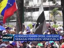 Militer AS Siap Ambil Tindakan Intervensi ke Venezuela