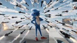 Rilis 'Sonic The Hedgehog' Ditunda karena Banjir Kritik