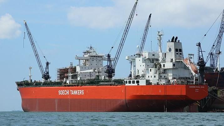 Kapal milik anak usaha SOCI yaitu PT Multi Ocean Shipyard meledak di Kepulauan Riau dan melukai dua pekerjanya.