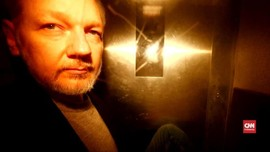 VIDEO: Pendiri Wikileaks Divonis Penjara 50 Pekan