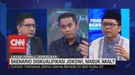 VIDEO: Skenario Diskualifikasi Jokowi, Masuk Akal? (3/3)