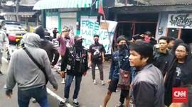 Polri Gandeng BIN Usut Kelompok Anarcho Syndicalism