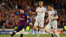 Bintang Liverpool: Messi Sebut Saya Keledai