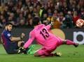 Suarez Bawa Barcelona Ungguli Liverpool 1-0 di Babak Pertama