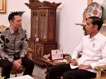 Bocoran Menteri Jokowi: AHY, Edhy, hingga Retno Marsudi