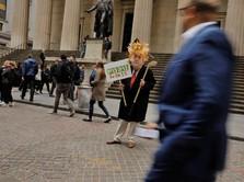 Indeks Futures Dow Jones Cs Kompak ke Zona Hijau