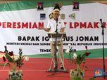Jonan: Freeport Milik Bangsa, Bisa Tahan 100 Tahun Lagi