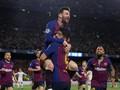 Bantu Hajar Liverpool, Messi Bersimpati ke Eks Kiper Madrid