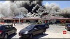 VIDEO: Kebakaran Polres Lampung Selatan Picu Ledakan Amunisi