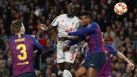 Liverpool vs Barcelona, Jumpalitan Buat Gol Cepat
