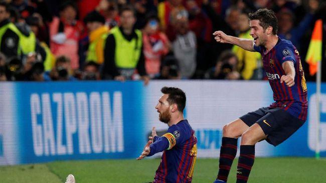 Liverpool Nahas Jadi Korban Kebangkitan Messi