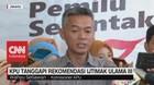 VIDEO: KPU Tanggapi Rekomendasi Ijtimak Ulama III