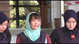 VIDEO: Malaysia Bebaskan Tersangka Pembunuh Kakak Kim Jong-un