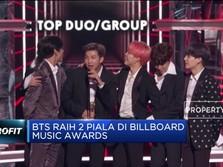 BTS Raih 2 Piala Di Billboard Music Awards