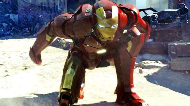 Ghiozdan-Rucsac Ironman Vengadores Avengers Marvel 3D EVA, 31cm