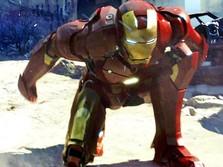 Iron Man dan Inspirasi