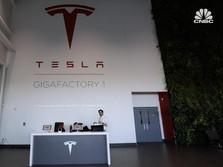 Didominasi Robot, Begini Rupa Pabrik Gigafactory Tesla