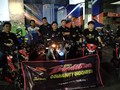Suzuki Saturday Night Ride di Surabaya
