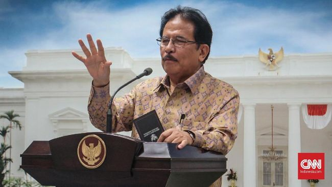 Sofyan Djalil Sebut Lokasi Ibu Kota Baru di Kalimantan Timur