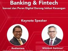 Ketika Fintech & Bank Berkolaborasi Dorong Inklusi Keuangan