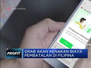 Grab Akan Kenakan Biaya Pembatalan Di Filipina