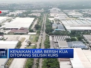 Q1-2019, KIJA Raih Laba Bersih Rp 74,5 M