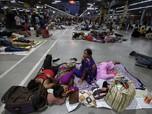 Topan Fani Hantam India, 1 Juta Warga Mengungsi