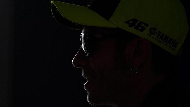 Momen Tepat Rossi Pensiun dari MotoGP