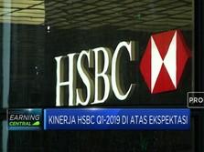 Kinerja HSBC Q1-2019 di Atas Ekspektasi