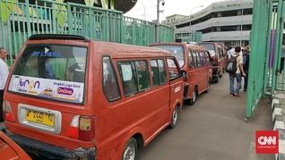 Setelah Taksi dan Ojek, Giliran Angkot Online Mengaspal