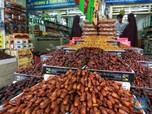 Impor Kurma Melonjak Jelang Lebaran