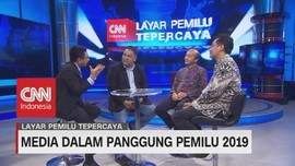 VIDEO: Media Dalam Panggung Pemilu 2019 (1/2)