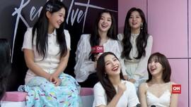 VIDEO: Red Velvet Kaget Banyak Reveluv di Indonesia