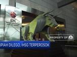 Rupiah Dilego, IHSG Terperosok