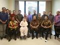 Mahfud MD Cs Minta SBY Sejukkan Suhu Politik dari Singapura