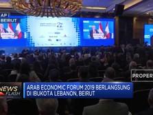 Lebanon-Mesir Perkuat Kemitraan Ekonomi